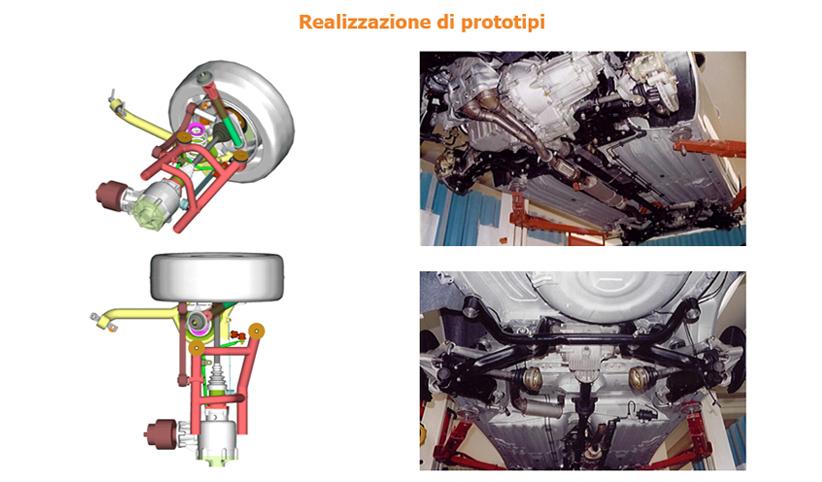 Realizzazione prototipi Novaprogetti
